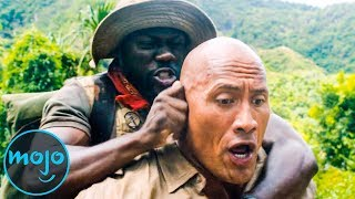 Top 10 Funniest Moments in Jumanji: Welcome to the Jungle