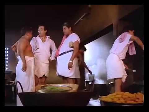 Download Kamal Haasan Comedy   Michael Madana Kama Rajan Tamil Movie Scene   Something Fishy HD Mp4 3GP Video and MP3