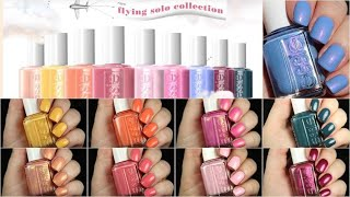 Essie Flying Solo Collection | Live Swatch