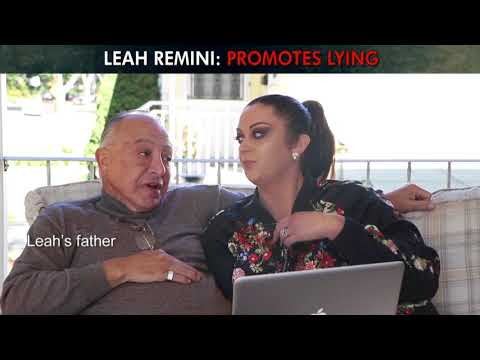 Scientology is producing Leah remini smear ads for any youtube video involving her. This one stars her own parents.