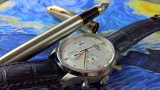 On The Wrist, From Off The Cuff: Fortis – Tycoon Chronograph, Back To The Forties!