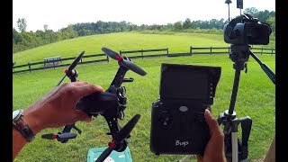 "MJX BUGS 6 FPV GOGGLES VERSION ""REVIEW & FLIGHT TEST!"""