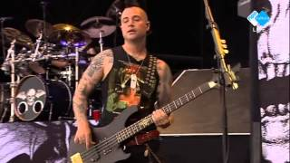 Avenged Sevenfold - Doing Time - Pinkpop 2014