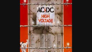 AC/DC - 1. Baby Please Don't Go - High Voltage 1975 (HD)