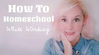 🌸 HOW TO START HOMESCHOOLING YOUR CHILDREN | Homeschool Beginners | Even While Working Full-Time 🌸