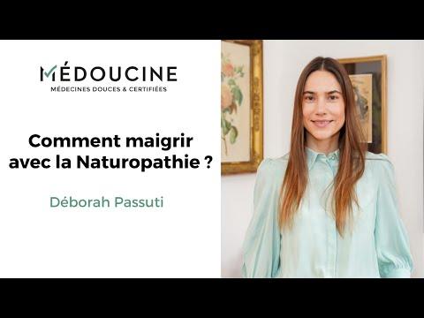 Comment maigrir avec la Naturopathie - Déborah Passuti