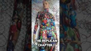 The Replican Chapter 1 Of 36 Gary Numan Inspired Novel By Joseph McCann