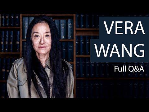, title : 'Vera Wang | Full Q&A | Oxford Union'