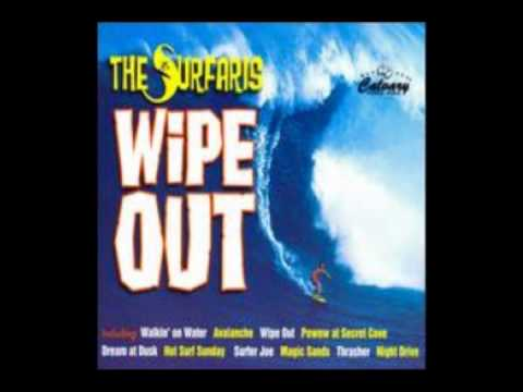 Wipeout (1962) (Song) by The Surfaris