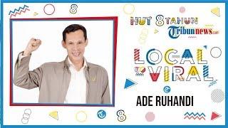 Ade Ruhandi: Selamat Ulang Tahun untuk Tribunnews.com yang ke-8