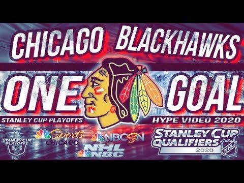 CHICAGO BLACKHAWKS STANLEY CUP PLAYOFFS 2020 HYPE VIDEO [HD]