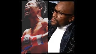 BREAKING! MANNY PACQUIAO CALLS OUT FLOYD MAYWEATHER!!!!