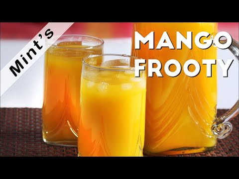 Video Mango Recipe - Mango Juice Recipe - How To Make Mango Juice - Mazaa Recipe- Ep-120