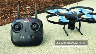 Force1 Drones with Camera for Adults - U49WF - FPV Drone 720P HD Live Video RC Drone, 360 Fl Reviews