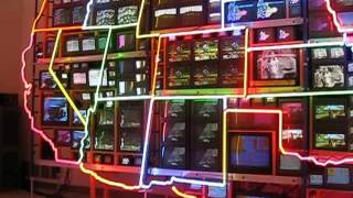 Look - Nam June Paik - Electronic Superhighway