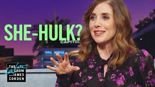 Can Alison Brie Land The Alison Brie-Type She-Hulk Role?