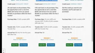 How to Apply to capitalone Spark Cash Select for Business credit card