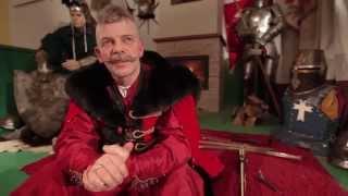 Jędrek o historii – Odc. 2 – Łuk i kusza