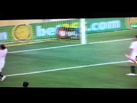 Villarreal 2-2 Sevilla: Matchday 3 2011
