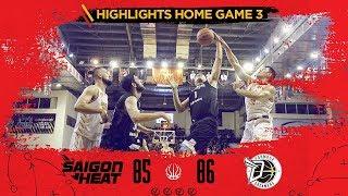 Highlight ABL9 || Home Game 3: Saigon Heat vs FMS Dreamers 02/12