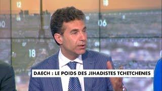 Daesh : le poids des djihadistes tchétchènes (CNEWS)
