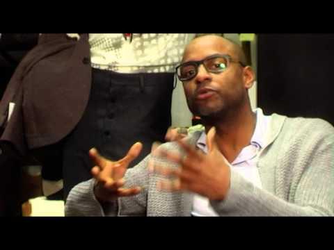 Interview de Eric Charles-Donatien pour