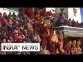 Sea of devotees throng to Leh Monastery to witness 'Spituk Gustor'