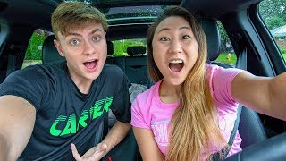 MY FIRST DATE WITH MY CRUSH!! (GONE WRONG)