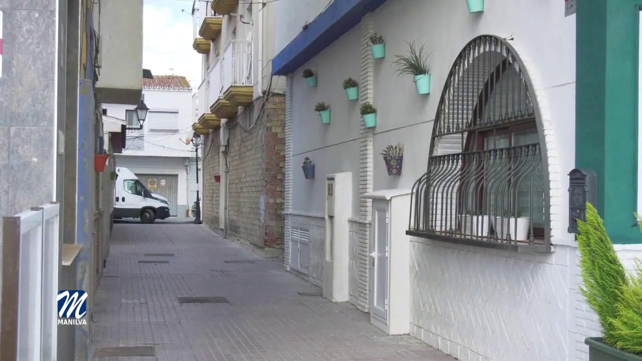 INICIO DE REMODELACIÓN DE LAS CALLES DE LOS PINTORES EN SABINILLAS