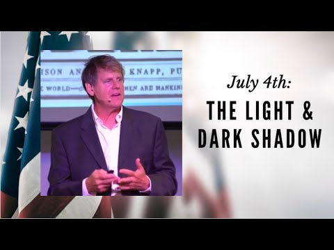 """Message: """"The Shadow of the American Soul: The Black Experience of July 4th"""" Christopher Naughton – July 5, 2020"""