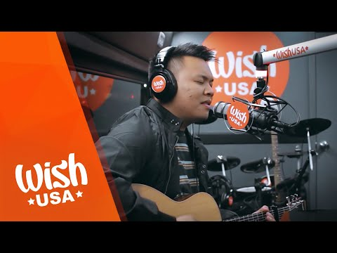 "AJ Rafael performs ""Without You"" LIVE on the Wish USA Bus"