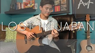 Shawn Mendes   Lost In Japan   Cover (fingerstyle Guitar)