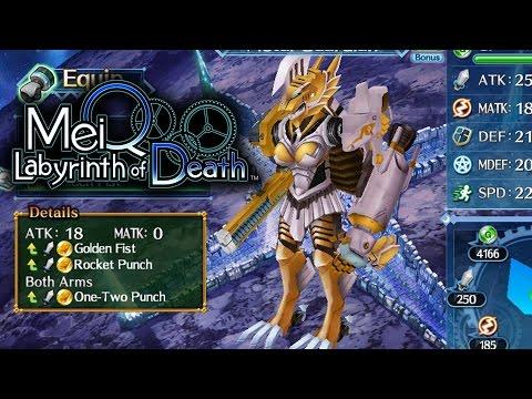 Видео № 1 из игры MeiQ: Labyrinth of Death [PS Vita]
