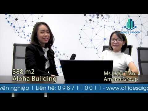 Chị Liễu thuê 380m2 chia sẻ lại quá trình tìm văn phòng qua Office Saigon