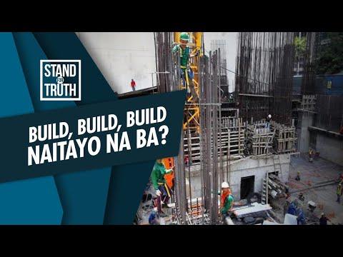 [GMA]  Stand for Truth: 'Build, Build, Build Program' ng gobyerno, matatapos ba?