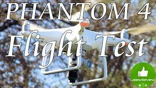 ✔ DJI Phantom 4 - Полеты, Функции DJI GO, Видео. Часть 2