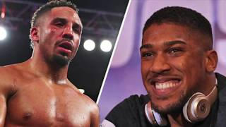 Andre Ward: Facing Anthony Joshua is NOT Off The Table!