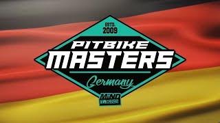 PITBIKE MASTERS LE CHAMPIONNAT D'ALLEMAGNE