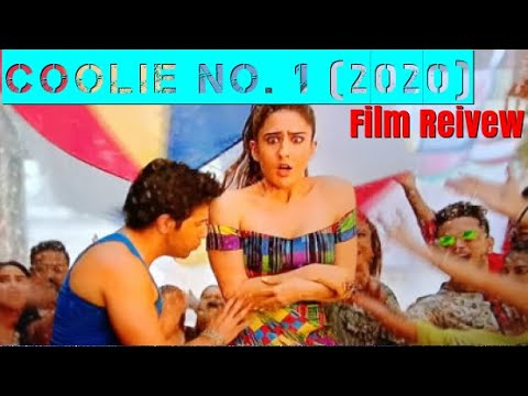Coolie No. 1 (2020) New Released Movie Bollywood Product