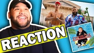 DJ Khaled - I'm the One ft. Justin Bieber, Quavo, Chance the Rapper, Lil Wayne [REACTION]