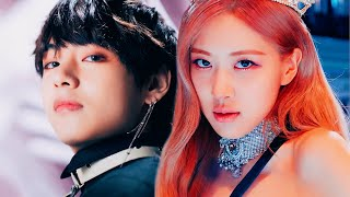 blackpink & bts - ddu-du ddu-du x fake love (mashup) lyrics