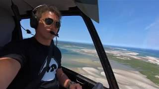 Come Fly a Helicopter with me in Cape Cod!