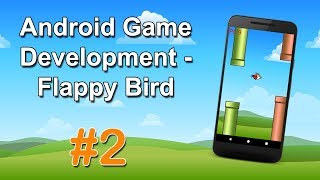 Android Game Development - Create the Project in Android Studio