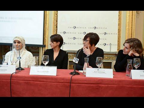 Día Internacional de la Mujer Emprendedora - Coloquio