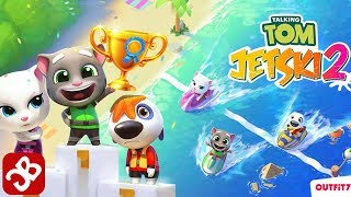 Talking Tom Jetski 2 (By Outfit7 Limited) - iOS/Android - Gameplay Video