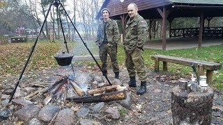"""Kociołek i gulasz """"4x1kg"""" 4K Czyli leśna kuchnia"""