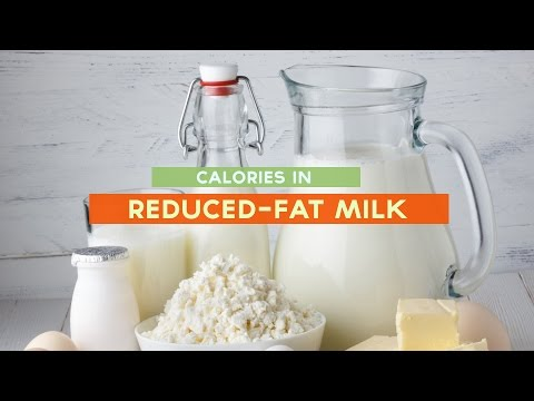 Calories in Milk and Nutrition Facts | How Many Calories in Milk