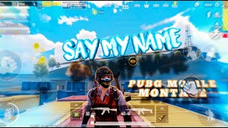 Say My Name Pubg Mobile Montage || Thumb player