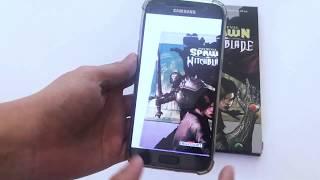 Medieval Spawn & Witchblade -Bonus réalité augmentée - Autres - SPAWN