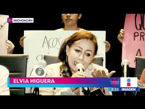 Nuevas denuncias de acoso sexual en la Universidad Michoacana   Noticias con Yuriria Sierra